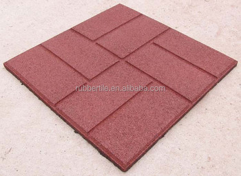 factory cheap rubber flooring