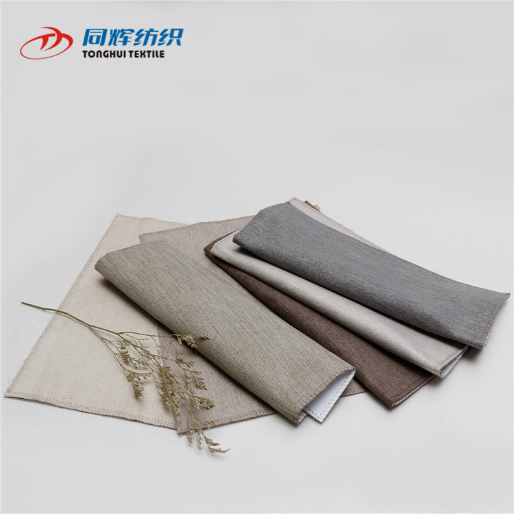 Wholesale Custom Home Textile Easy Clean Waterproof Sofa Fabric
