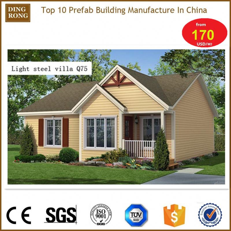 prefabricated steel building sip panel house designs in india