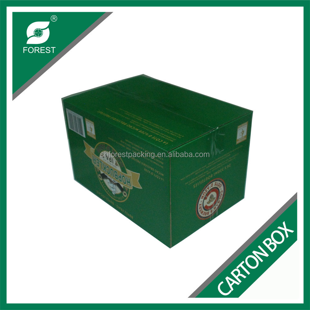 DOUBLE LID HEAVY DUTY 5-PLY CORRUGATED CARTON BOX