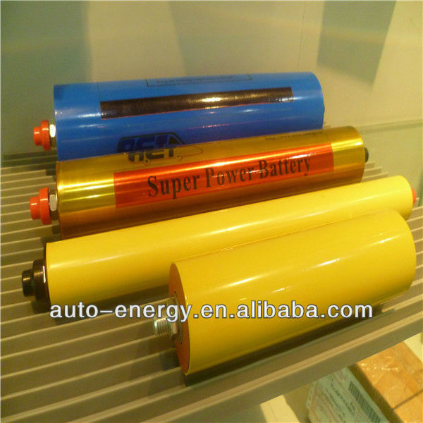3.65v 40ah NCM battery cell for electric motorcycle