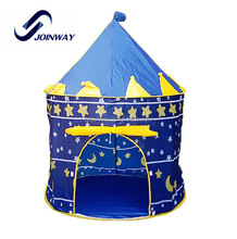 JWS-018 Sales low price kids play house Indian castle tent