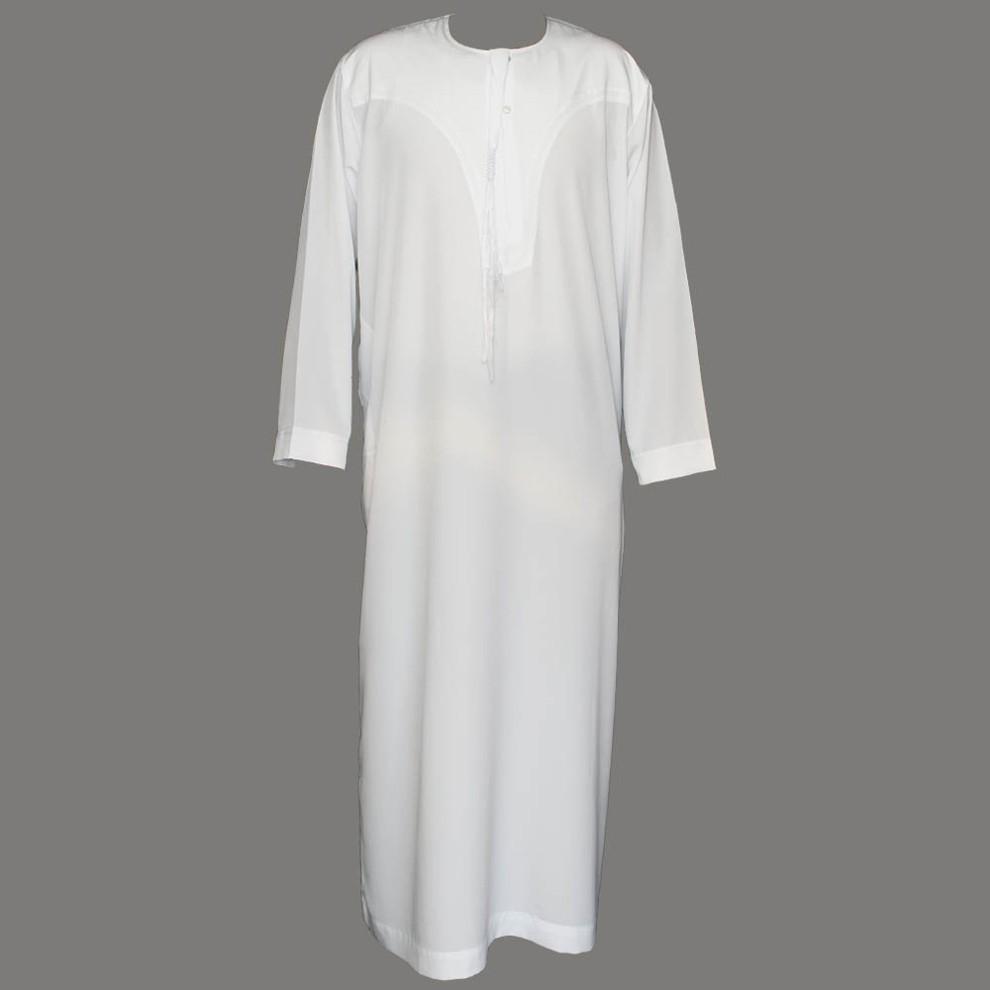 High Quality Arabian Thobe Saudi Style Muslim Clothing For Man ...