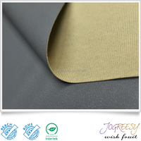easy to clean eco leather faux leather fabric for clothing