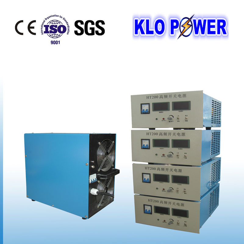 4*1000A 12V modules in one cabinet independent output switching power supply 12v