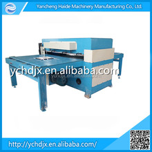 Auto feeding mould thermoformed sheet punch die cutting machine