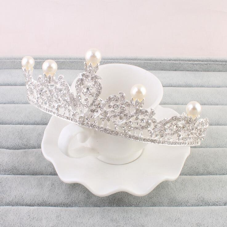 Custom gold crown tiaras cheap beauty pageant tiaras wedding tiaras and crowns