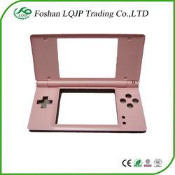 Replacement middle Shell for Nintendo DS Lite pink
