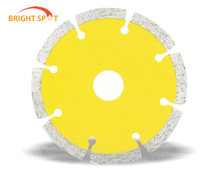 Cold Press Sintered Segmented 115mm Saw Blade Cutting Blade for Granite/Marble