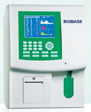 medical/clinical use fully auomatic blood test device, Biobase hematology analyzer