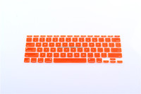 14 Colors Silicone Keyboard Cover Skin for Apple MacBook Air 11 11.6 Inch Laptop
