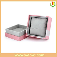 2015 new products china make small recycled luxury custom paper jewelry box