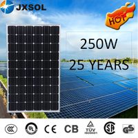 high efficiency photovoltaic cell solar module 250w mono solar panel with best price