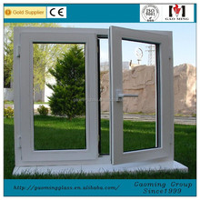 French Aluminum Window,Aluminium Low-e Glass Window 5605