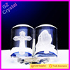 Best Seller Holding Crystal Book With Cross For Christian Gifts
