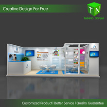 10'x20' trade show display booth from Taining Display