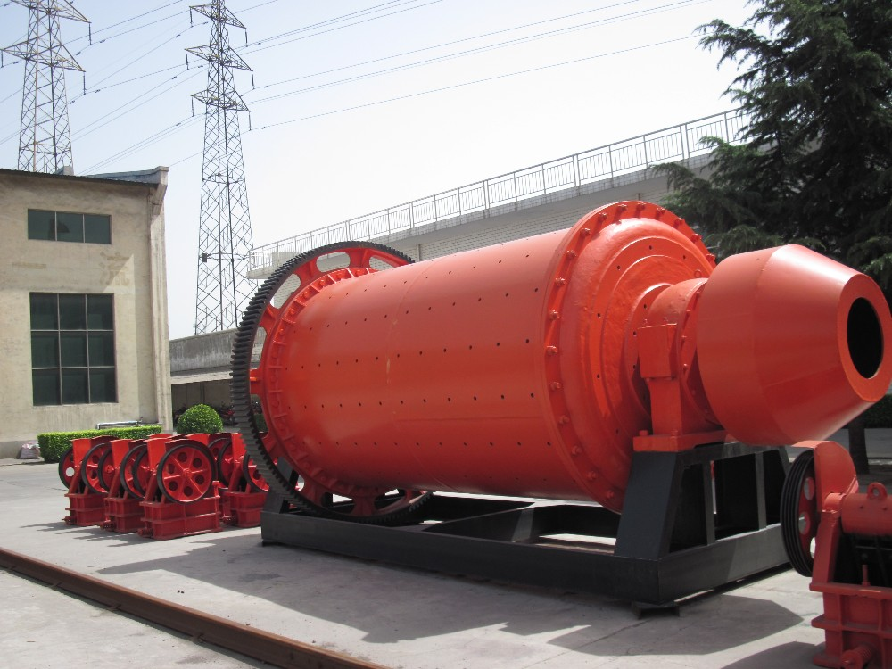 Iron ore grinding equipment, iron ore ball mill, iron powder production line