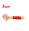 2018 New X spark Beryllium Copper Non Sparking Non magnetic Adjustable Wrench Spanner
