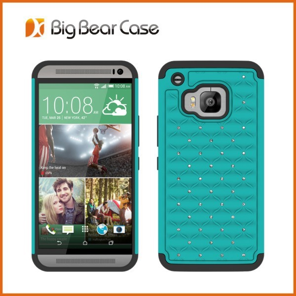 New case for mobile phone for htc one m9