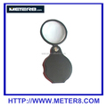 Portable Folding Magnifier Th-2001Competitive Price Magnifying Glass, Pocket Magnifier