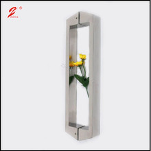 Zhuoerqi High Quality industrial double sided ss sliding glass shower door handles