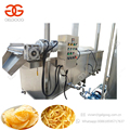 High Quality Nut Snack Food Banana Chips Fried Chicken Fryer Potato Chips Peanut Frying Machine