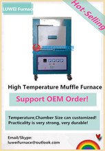 Factory price Programmable muffle furnace specification