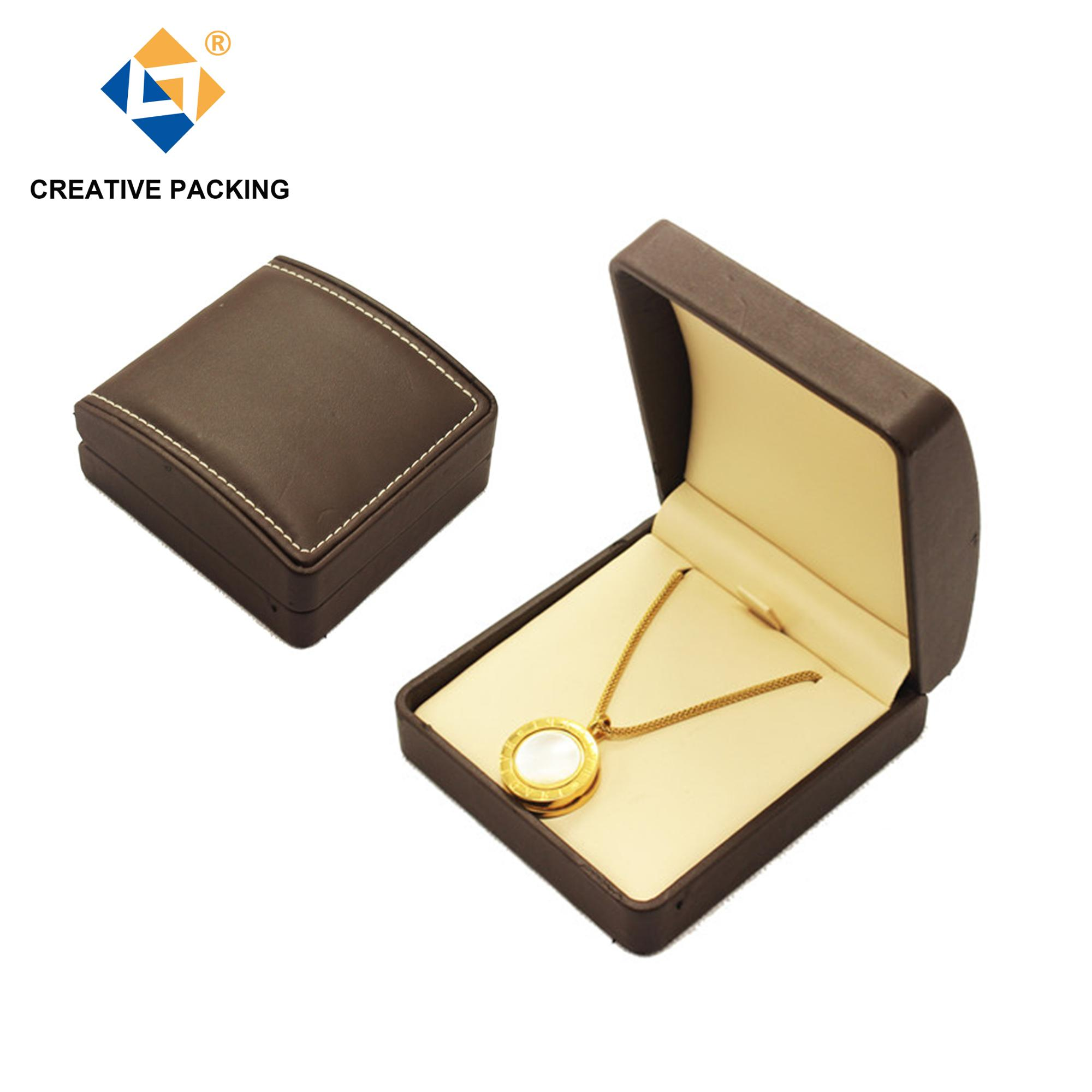 Custom Plastic Jewelry Box For Necklace