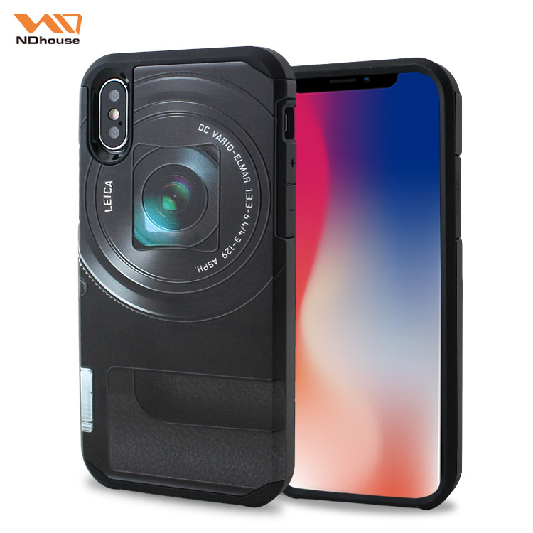 Tpu pc case for iphone x bumper case cover