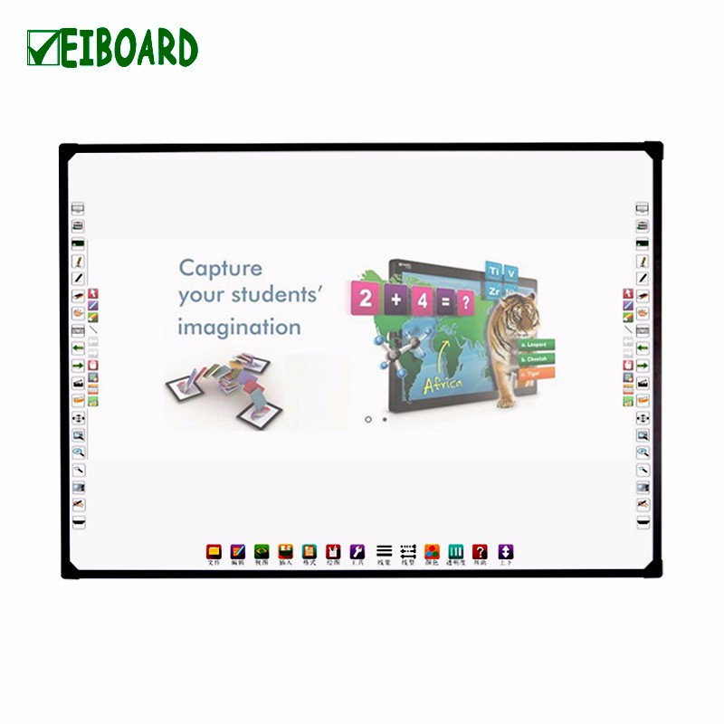 "China 75""-100"" Recordable Optical Interactive White Board"