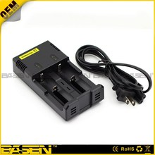 100% authentic i2 intercore battery charger input ac 100 240v for 18650 30 amp battery charger