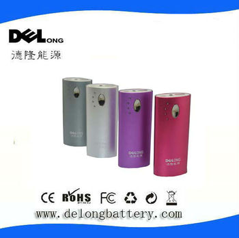 External Battery Charger 4400mah for samsung mobile battery charger 18650 li-ion power bank