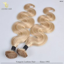 Hot Selling Tangle Shedding Free Factory Wholesale Price Golden European Perfect Hair
