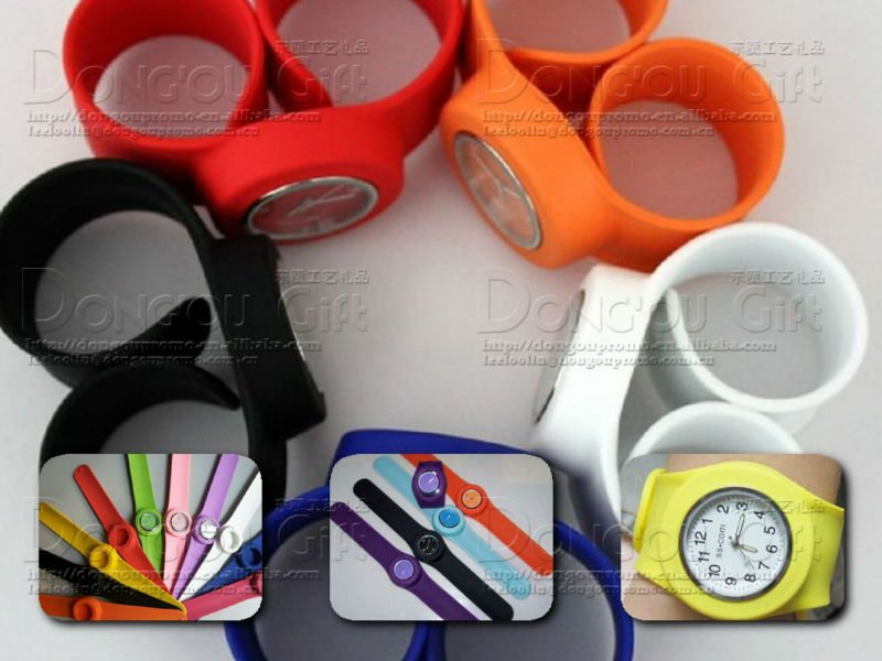 2015 Promotional Gifts Fashion Silicone Watch