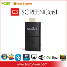 New Ezcast wireless wifi display all share cast dongle adapter miracast TV stick Receiver Support window ios andriod