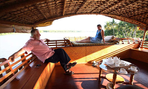 Exclusive Alleppey Houseboat Honeymoon Package