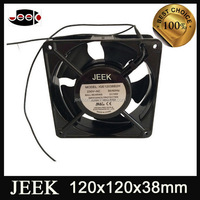 Industrial stand fan 120*120*38mm 3 speed rotary fan switch cooling fan
