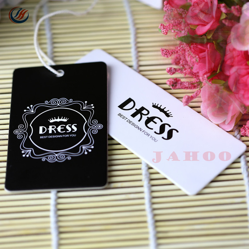 New Arrival Garment Price Tag Hanging Tag