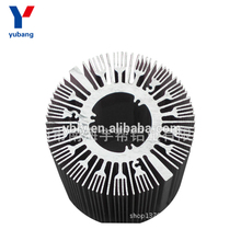 Best Price Sunflower Radiator Aluminum Profile With High Quality