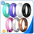 2017 best selling silicone wedding ring