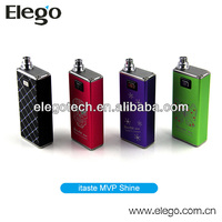 Most Popular Vaporizer E Cigarette i Taste MVP 2.0 Shine Kit with iClear16B Atomizer China Wholesale