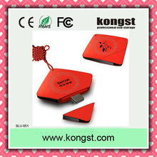 Chinese Knot shape USB flash memory with custom logo print