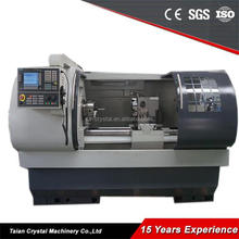 Easy Operation and High Precision CNC Lathe Machine Specification CK6150A