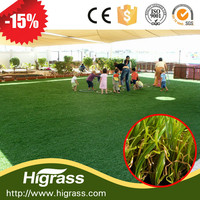 Garden Landscaping interlocking artificial grass tile