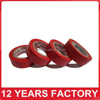 Shiny pvc insulating electrical tapes
