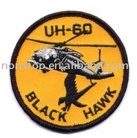 Helicopter Patches and Badges