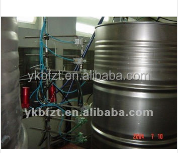 Paint Spraying Machine for metal drum production line or steel barrel production line 220L or drum machine manufacturer