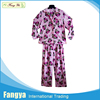 FY16K10382107-010 golden supplier low price adults women polar fleece pajama