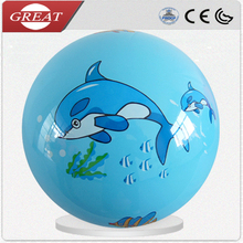 Lovely Inflatable Plastic PVC Decal Toy Ball for Kids