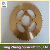 Wholesale Moto Spare Parts Chain and Sprocket Kit